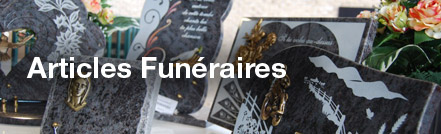 article funeraire