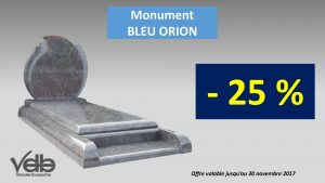 Promo toussaint monument 2017